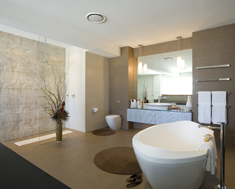 Bathroom design ideas renovations gallery just right for Bathroom companies sydney