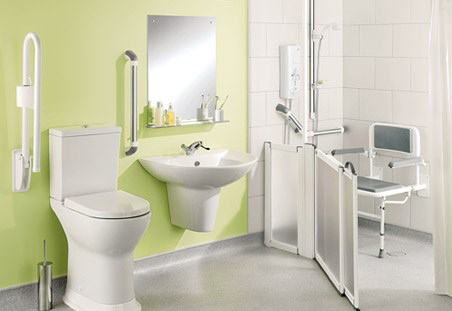 Disabled bathrooms renovations guide just right bathrooms for Bathroom design for elderly people