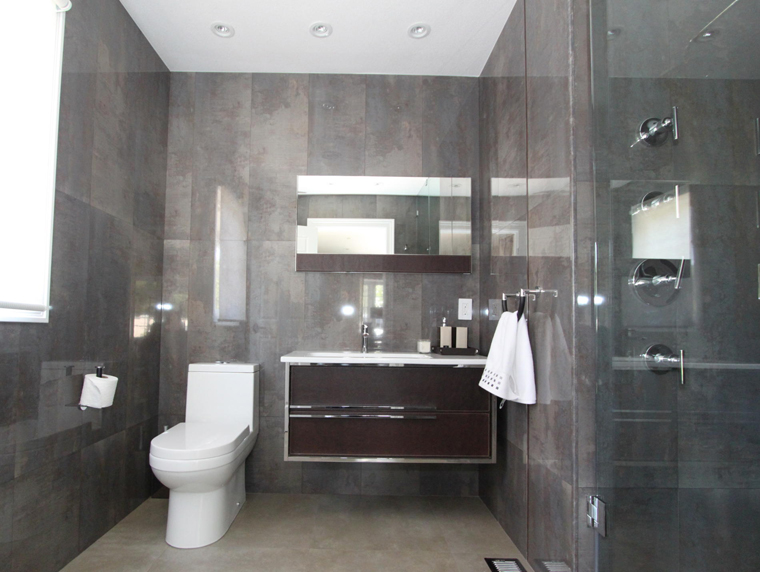 Bathroom design and construction in melbourne just right for Latest bathroom designs
